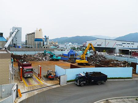海田工場全景
